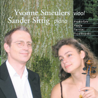 Sergei Prokofjev (1891-1953) Sonate nr. 1 in f kl.t. op. 80