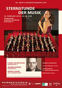 DVD Brahms Violinkonzert in D-Dur