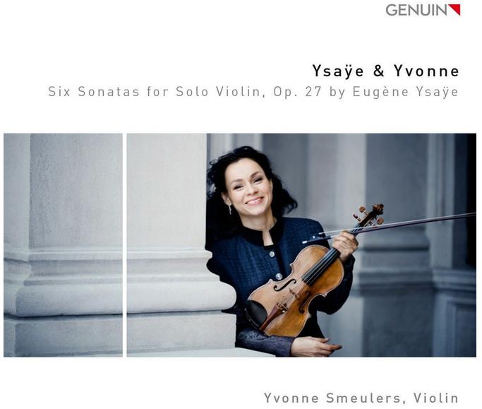 Ysaye & Yvonne [Yvonne Smeulers] [GENUIN CLASSICS: GEN16417] Yvonne Smeulers (Artist), Eugéne Ysaÿe (Composer), & 1 more Format: Audio CD