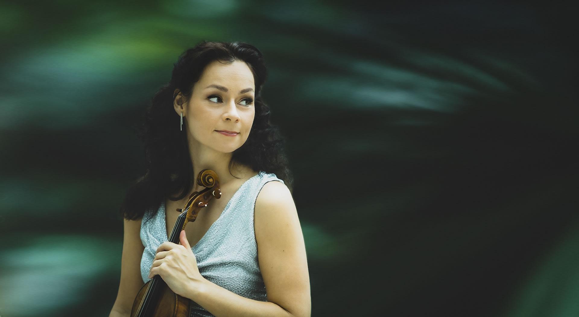 Yvonne Smeulers | Geigensolistin
